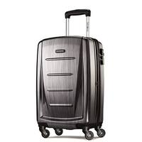 "Samsonite Winfield 2 Fashion 20"" Spinner, Charcoal"