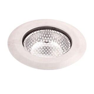 Kitchen Basin Filter Mesh Sink Strainer Floor Drain 9cm Outer Dia