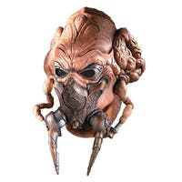 Plo Koon from Star Wars Latex Mask for Costume - standard - one size