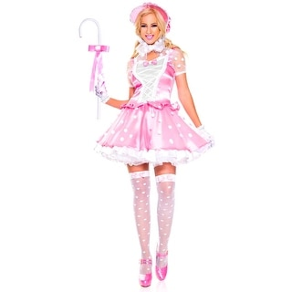 Hoty Little Bo Peep Costume