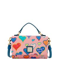 Dooney & Bourke Heart Small Mimi Crossbody (Introduced by Dooney & Bourke at $168 in Sep 2016)
