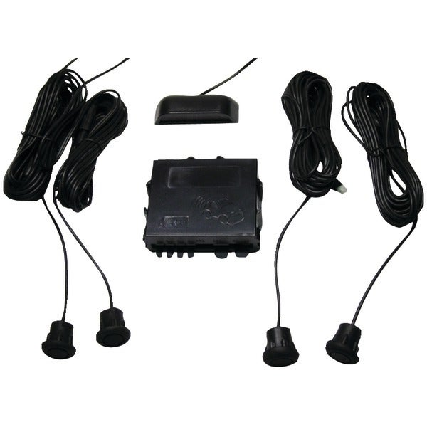 Crimestopper Ca-5010.Ii.Mbs Parking-Sensor System With Top Display (With Metal Bumpers)