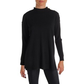 Lauren Ralph Lauren Womens Lia Pullover Sweater Cashmere Long Sleeve