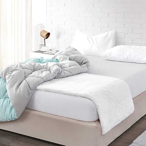 Chunky Bunny - Coma Inducer® End of Bed Topper - White