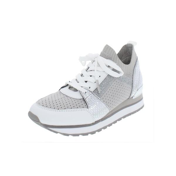 9c3d9a0475e Shop MICHAEL Michael Kors Womens Billie Casual Shoes Embossed ...
