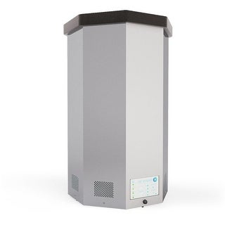AIR Sniper Tower Air Purifier - Stainless Steel