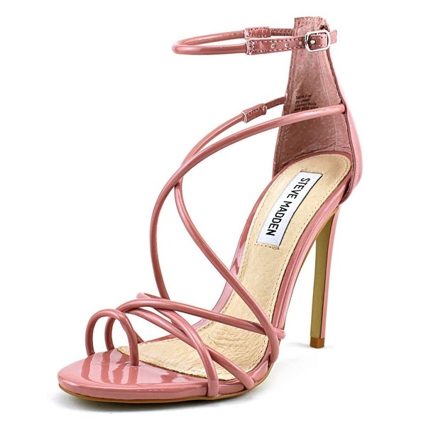 49ee97f80eb Shop Steve Madden Satya Pink Sandals - Free Shipping On Orders Over ...