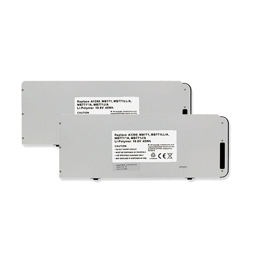 """""""Battery for Apple 0206081-A / 6614817 (2-Pack) Replacement Battery"""""""