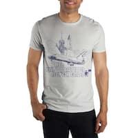 NASA Exploration Mens T Shirt