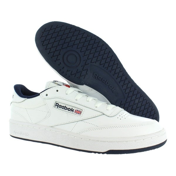 Shop Reebok Club C 85 Casual Men's Shoes Size Free