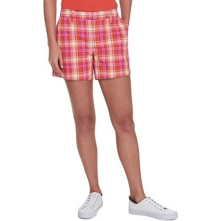Tommy Hilfiger Womens Casual Shorts Printed Day Out - 12