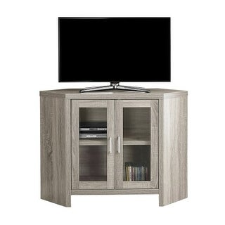 Monarch Specialties I 2701 42 Inch x 15 Inch Wood TV Stand