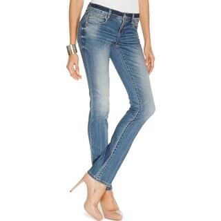INC International Concepts Curvy Fit Bootcut Jeans Pants