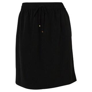 Calvin Klein Women's Stretch Waistband Pencil Skirt - 2x