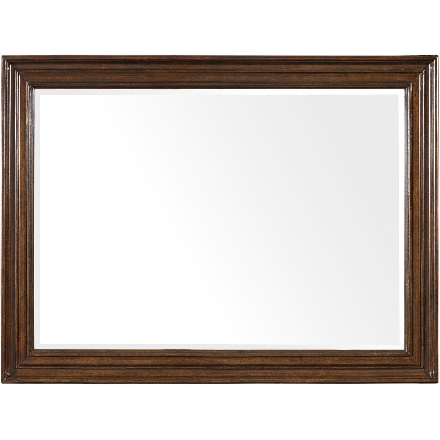 Hooker Furniture 5381 90008 46 1 2 X 34 1 4 Rectangular Framed Rich Traditional Mahogany Overstock 18831309
