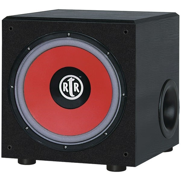 "Bic America Rtr-12S 12"" 200-Watt Rtr Series Front-Firing Powered Subwoofer"