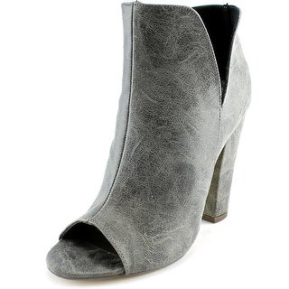 Michael Antonio Mayuri Women  Open-Toe Synthetic  Ankle Boot