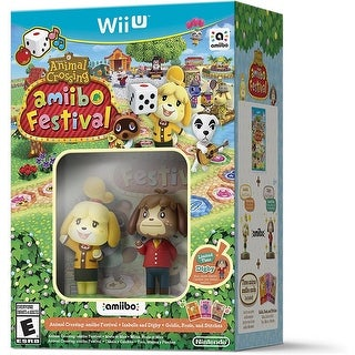 Nintendo - Wupraale - Animal Crossing Amiibo Festiva