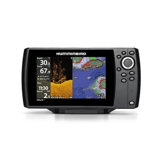 Humminbird HELIX 7 Chirp DI/GPS G2 Combo