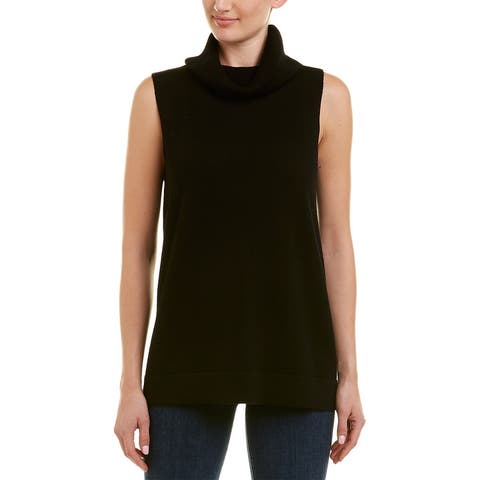 Bcbgmaxazria Open Back Wool Turtleneck