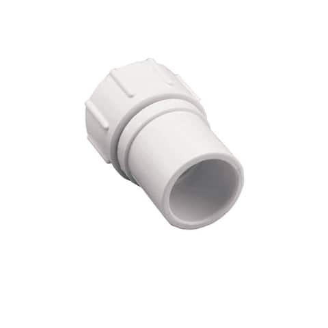 "Orbit 10118H PVC Swivel Hose Mist Adapter, 1/2"" x 3/4"""