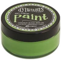 Dylusions By Dyan Reaveley Blendable Acrylic Paint 2Oz-Dirty Martini