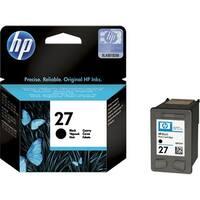 HP 27 Black Original Ink Cartridge (C8727AN) (Single Pack)