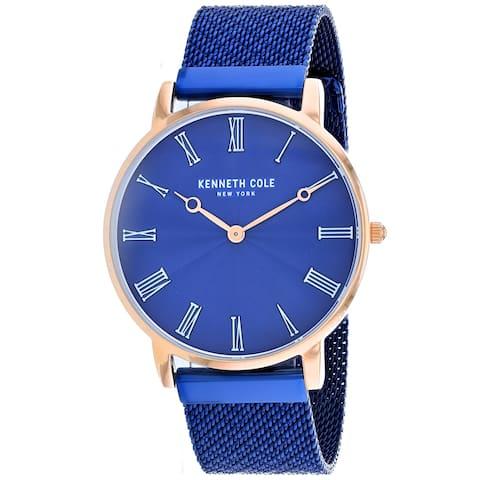 Kenneth Cole Men's Classic Blue Dial Watch - KC50954003