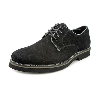GBX Beekman Men Round Toe Synthetic Oxford
