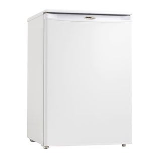 Danby DUFM043A1 24 Inch Wide 4.3 Cu. Ft. Energy Star Upright Freezer with Quick