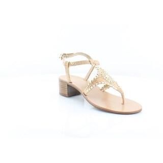 Jack Rogers Elise Women's Sandals Natural cork / Gold - 5.5