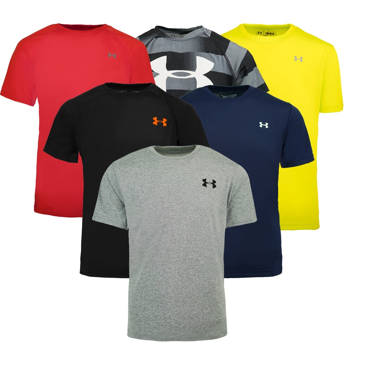boys under armor polo shirts