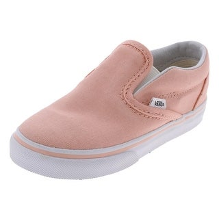 Vans Girls Skateboarding Shoes Low Top Casual