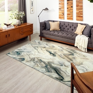 Link to Mohawk Home Wavelength Neutral Area Rug Similar Items in Rugs