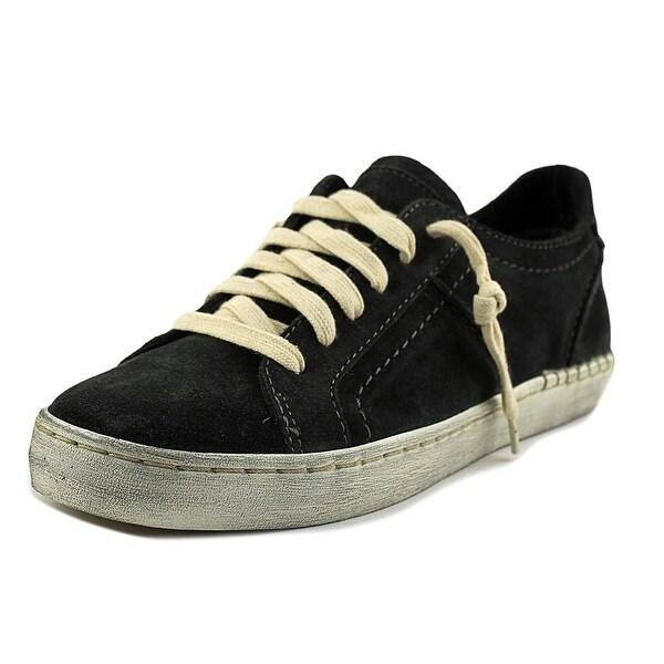 Dolce Vita Zalen Women Round Toe Suede Gray Sneakers