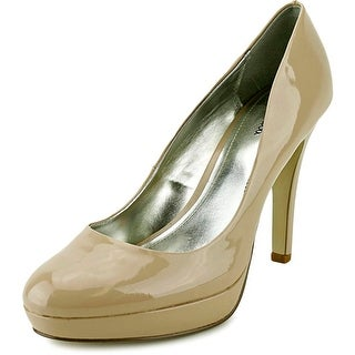 Style & Co Tarah Round Toe Synthetic Heels