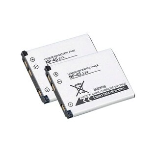 New Replacement Battery For FUJI Finepix Z20FD Camera Models Lithium Ion 650mAh 3.6V ( 2 Pack )|https://ak1.ostkcdn.com/images/products/is/images/direct/7d6c706a8a61d574ac500503d91458d73ecef95d/Battery-for-Fuji-NP45-%282-Pack%29-Camera-Battery.jpg?_ostk_perf_=percv&impolicy=medium