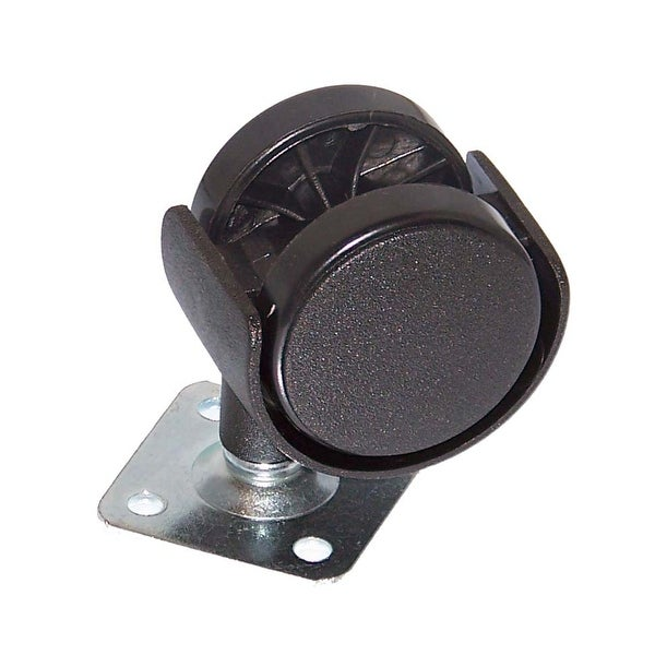 NEW OEM Danby Air Conditioner AC Caster Wheel Originally Shipped With DPAC11012, DPAC11012BL