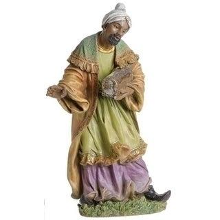 "27.5"" Joseph's Studio King Balthazar Religious Christmas Nativity Statue"