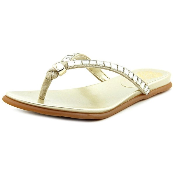 Vince Camuto Ellita   Open Toe Leather  Sandals