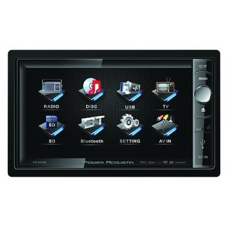PA Din Source w/Motorized 7in LCD