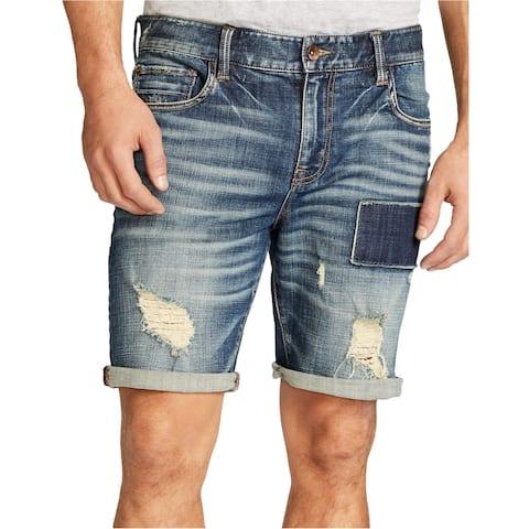 William Rast Mens Kendrick Casual Walking Shorts