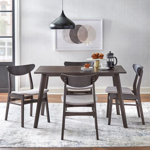 Simple Living Parlin 5-piece Dining Set