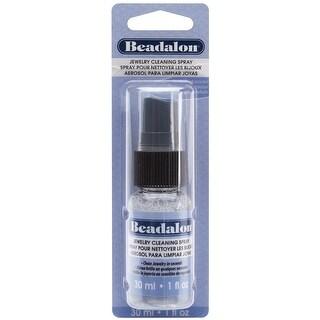 Spray Jewelry Cleaner W/Brush-1oz