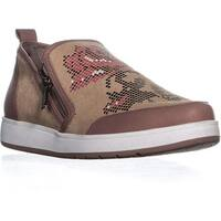 Donald J Pliner Mylasp Slip-on Fashion Sneakers, Blush