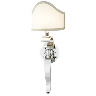 2nd Ave Lighting 17 x 8.5 in. Helena Sconces, Polished Nickel
