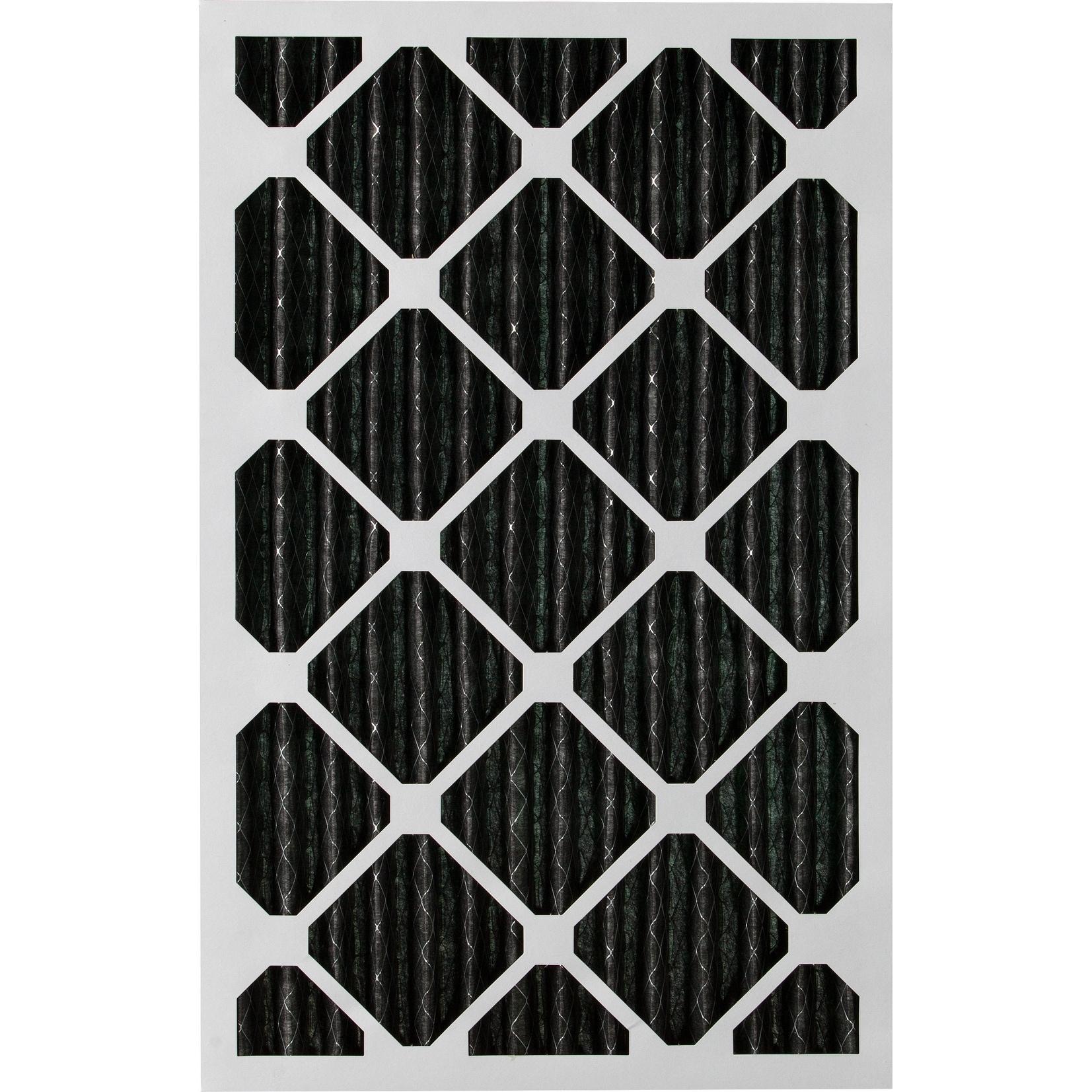Nordic Pure 16/_1//4x21/_1//4x1 Exact MERV 12 Tru Mini Pleat AC Furnace Air Filters 1 Pack