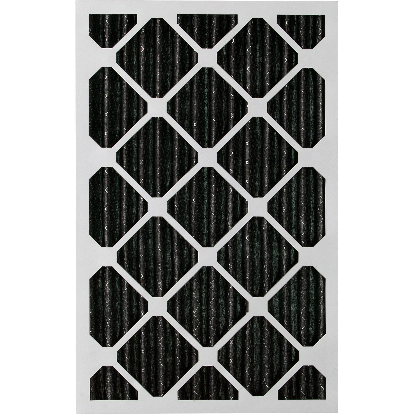 Nordic Pure 15x20x1 MERV 12 Pleated Plus Carbon AC Furnace Air Filters 15 x 20 x 1 3 Piece