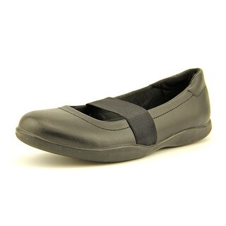 Skechers So Chic Women Round Toe Leather Mary Janes