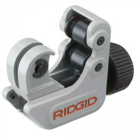 "Ridgid 40617 Close Quarters Tubing Cutter, #101, 1/4"" x 1-1/8"""